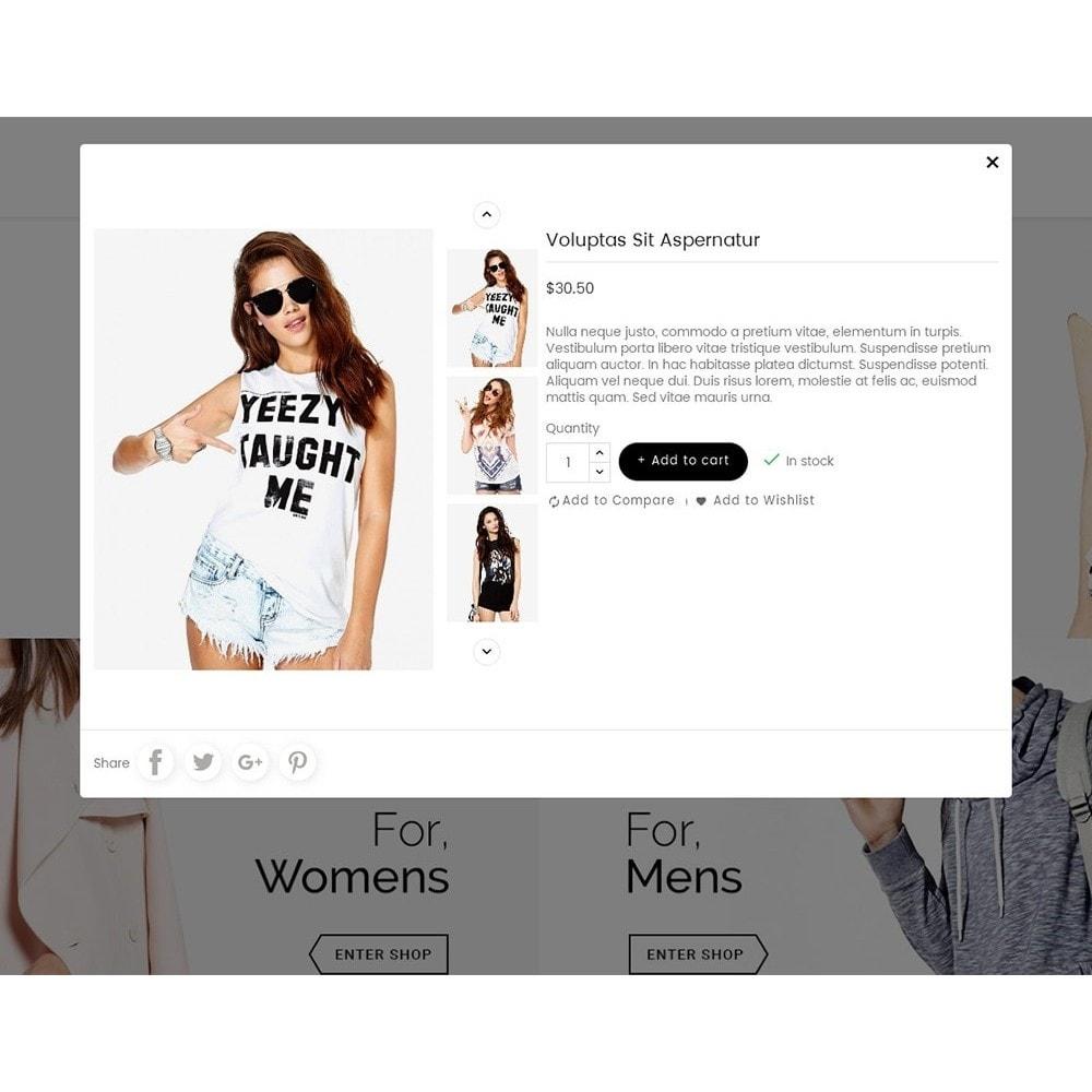 theme - Мода и обувь - Vestir Fashion Catalog - 8
