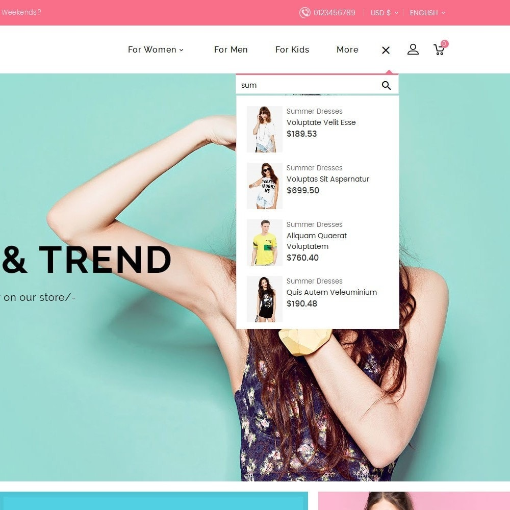 theme - Moda & Obuwie - Trends Fashion Store - 10