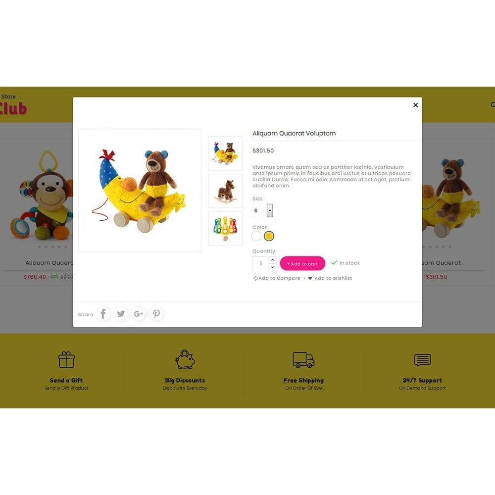 theme - Enfants & Jouets - Kids Toy Club - 8