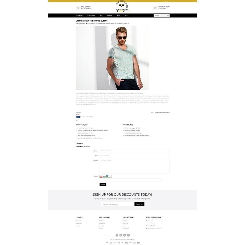 theme - Mode & Chaussures - EyeSugar Store - 6