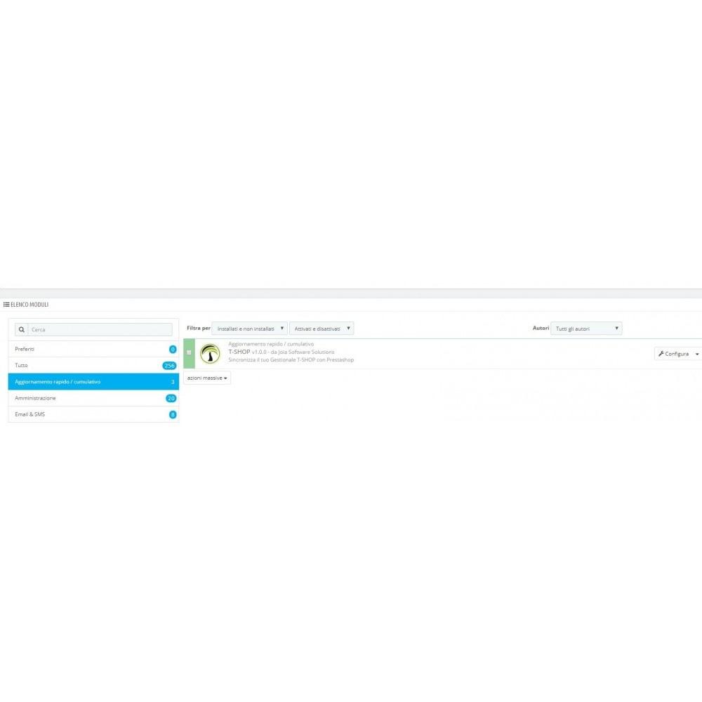 module - Daten Im-&Export - Complete Import from T-Shop to Prestashop - 4
