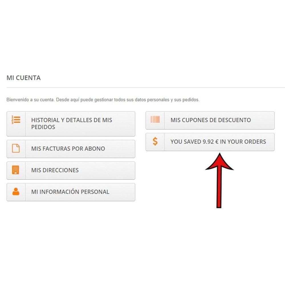 module - Iscrizione e Processo di ordinazione - Saving Info - 5