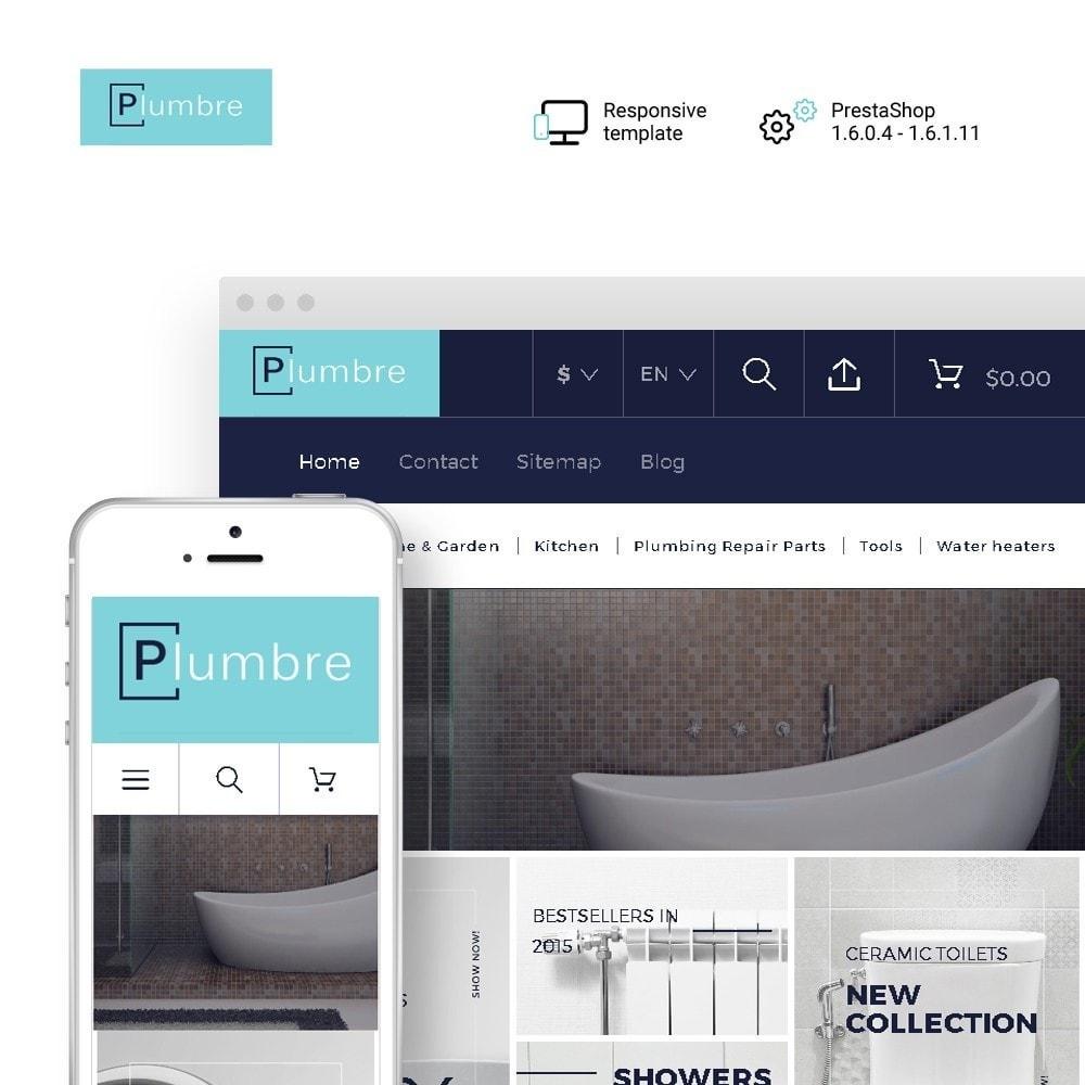 theme - Dom & Ogród - Plumbre - Plumbing Supplies - 1