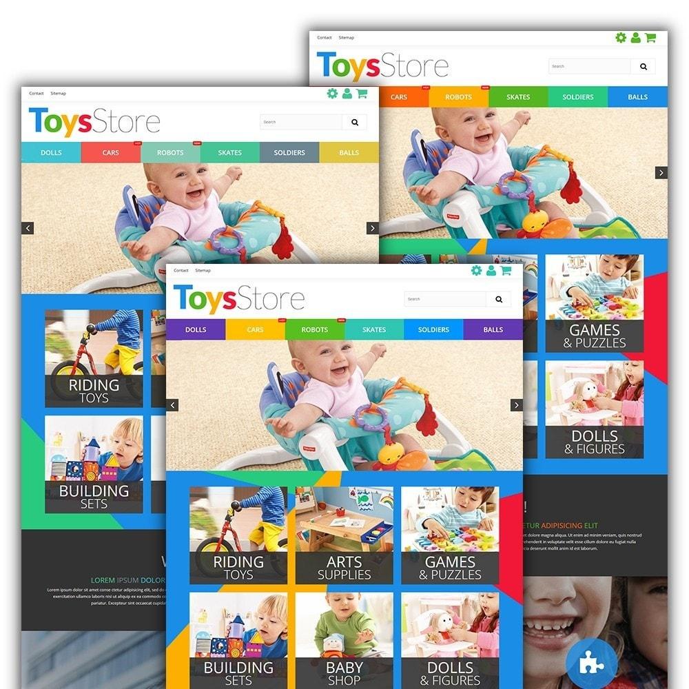 theme - Zabawki & Artykuły dziecięce - Toys Store - 2