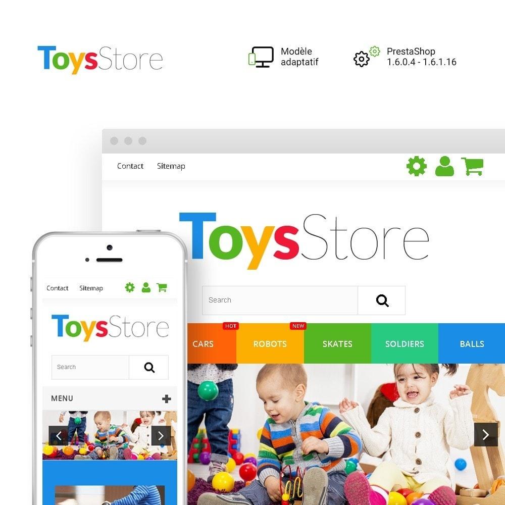 theme - Enfants & Jouets - Toys Store - 2