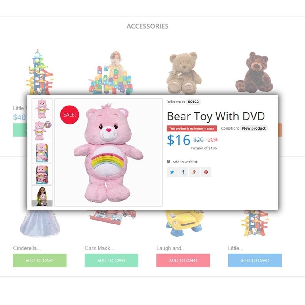 theme - Niños y Juguetes - Toys Store - 4