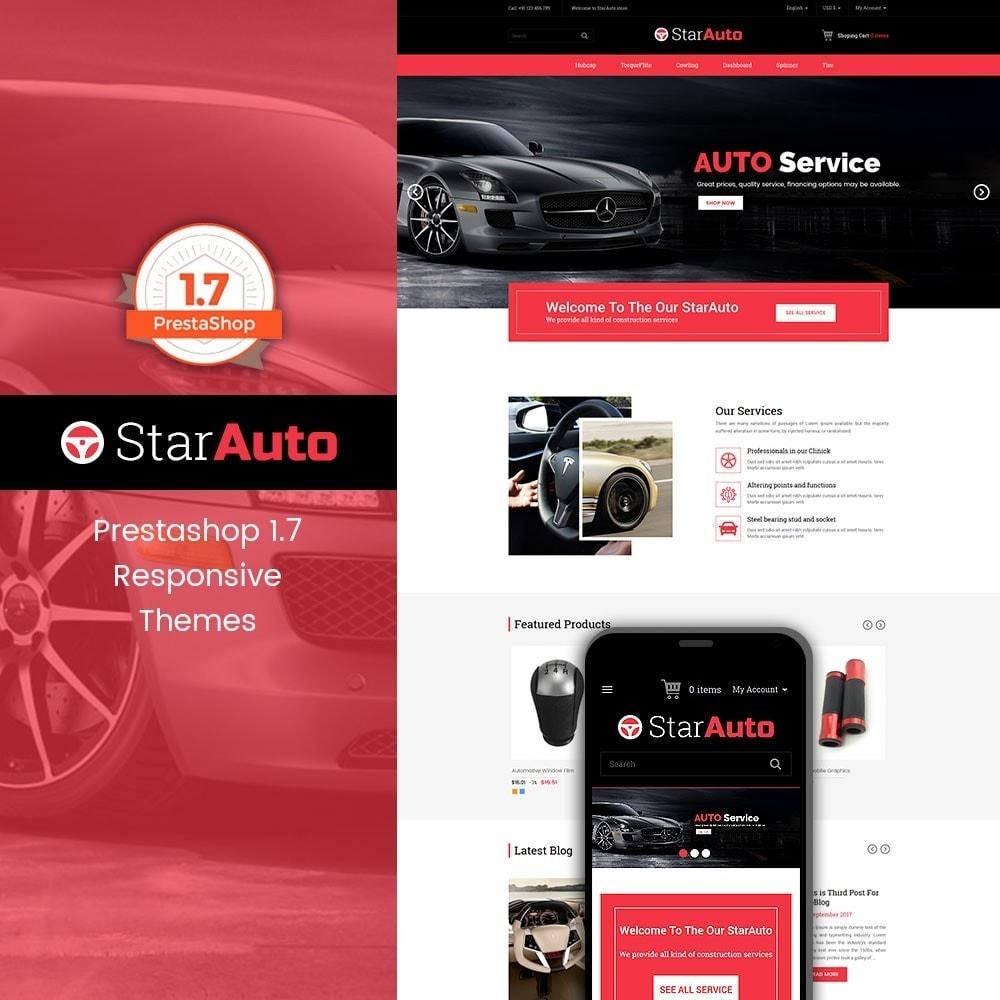 theme - Samochody - Starauto - Auto Store - 1
