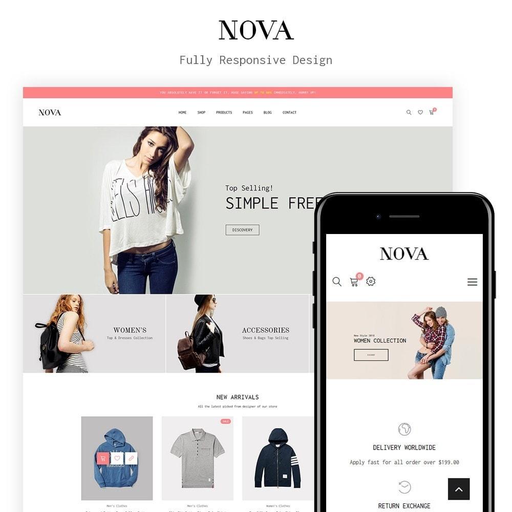 theme - Moda & Calzature - JMS Nova - 1