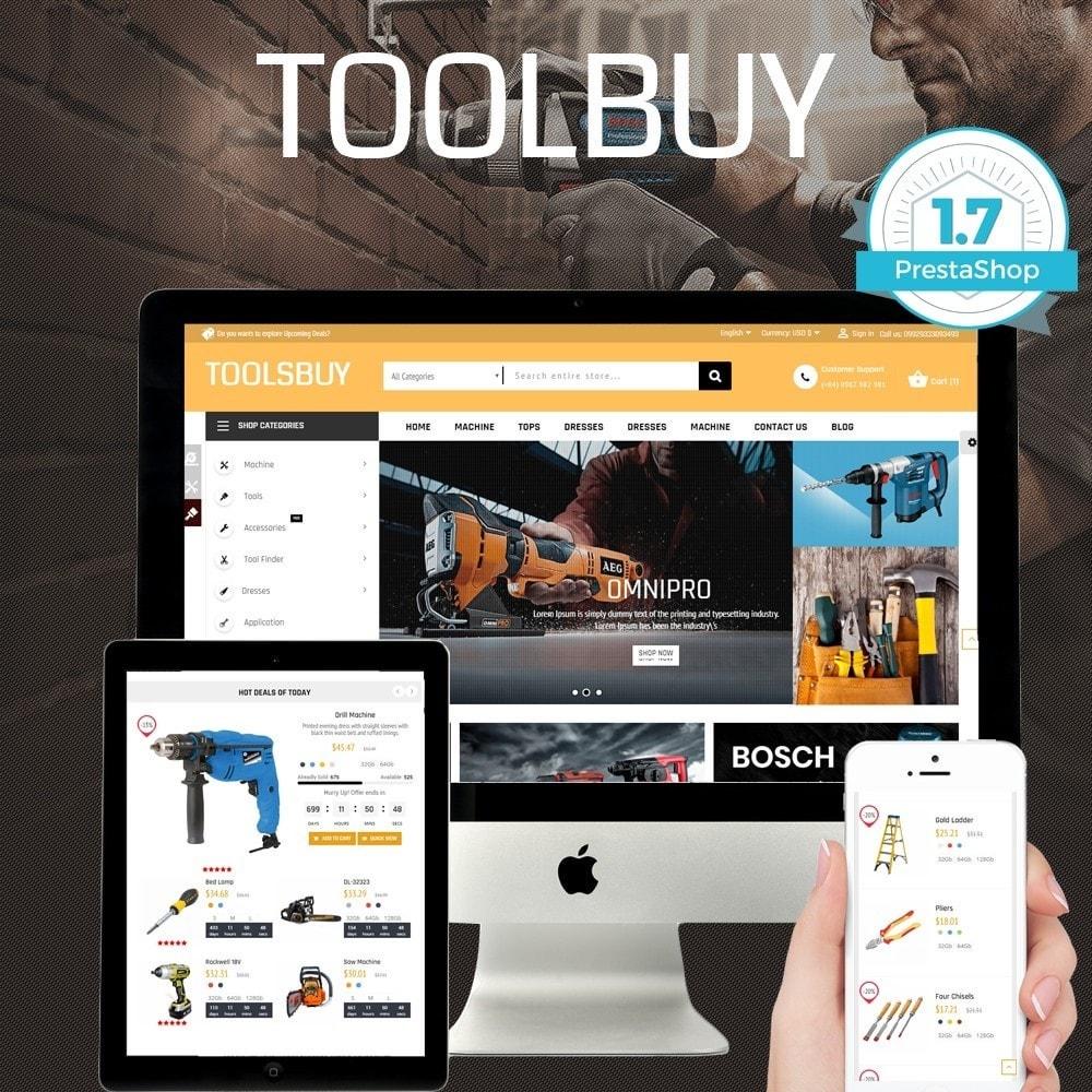 theme - Maison & Jardin - ToolsBuy Home Market - 2