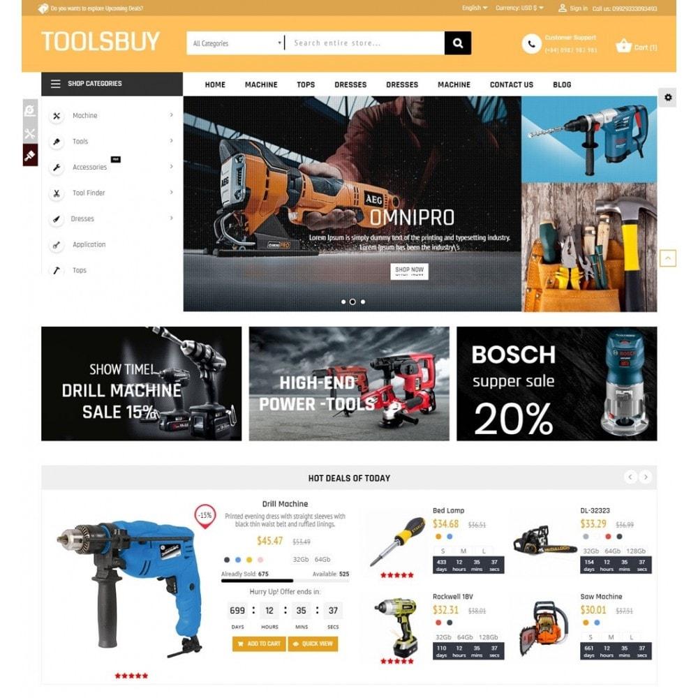 theme - Casa & Giardino - ToolsBuy Home Market - 3