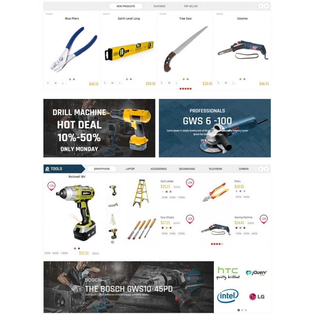 theme - Casa & Giardino - ToolsBuy Home Market - 4
