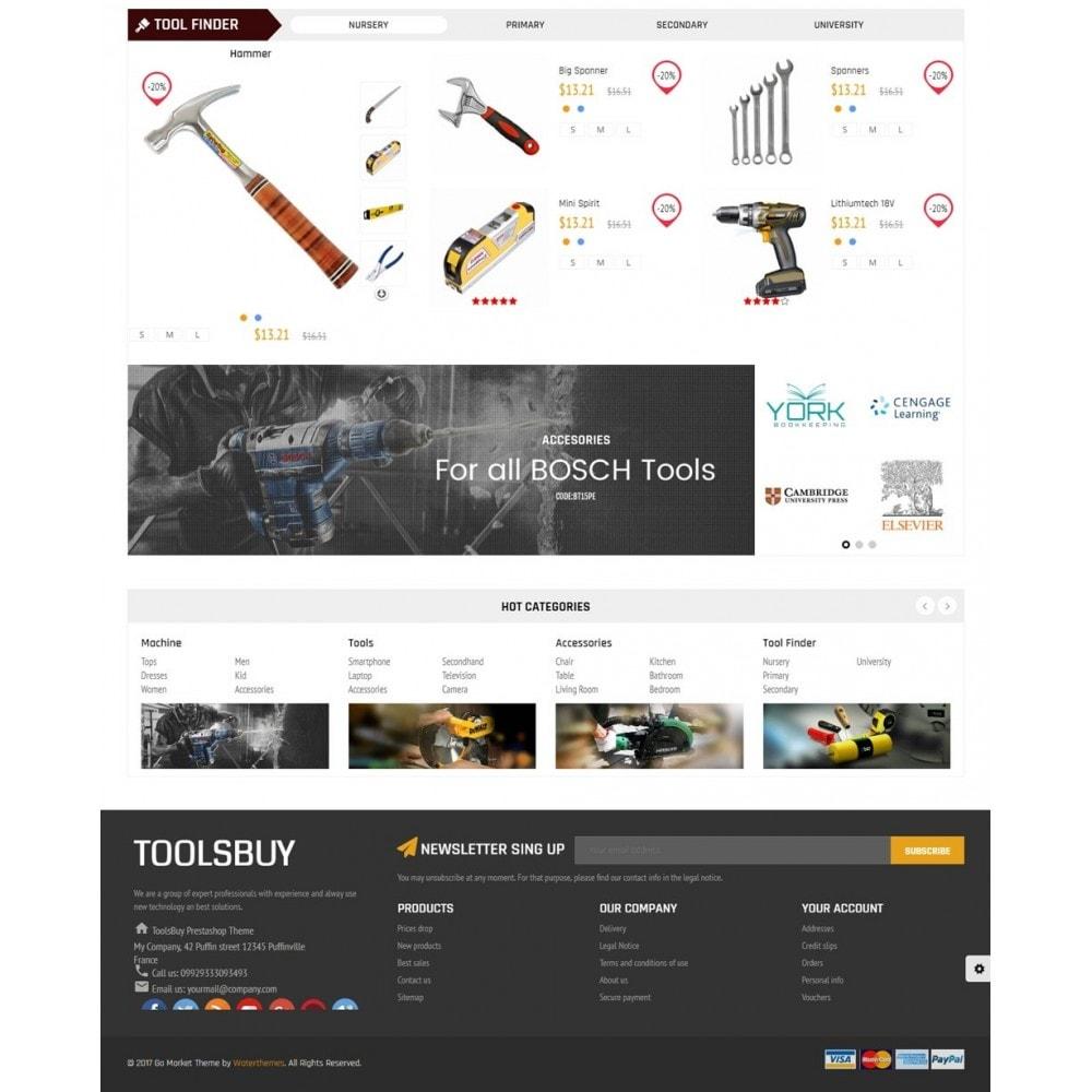 theme - Casa & Jardins - ToolsBuy Home Market - 6