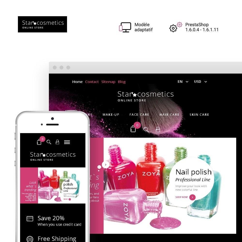 theme - Mode & Chaussures - Star Cosmetics - Produits de Beauté - 1