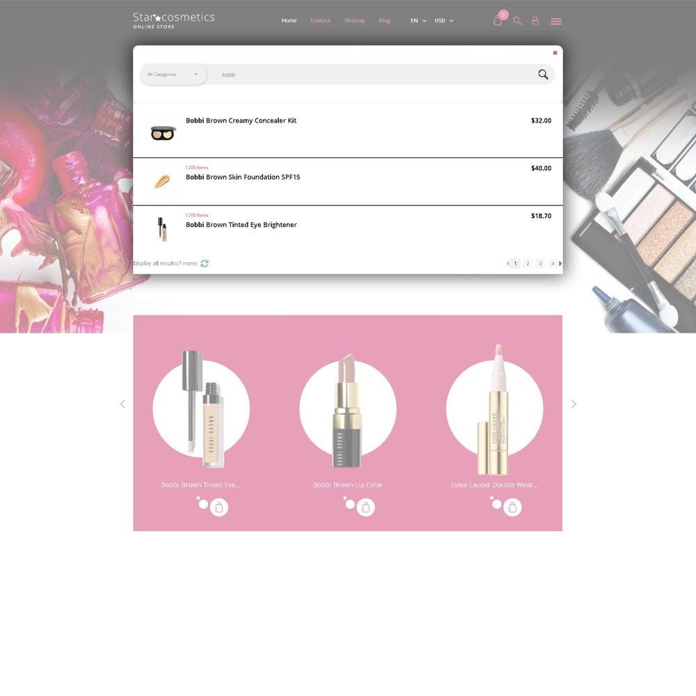 theme - Mode & Chaussures - Star Cosmetics - Produits de Beauté - 5