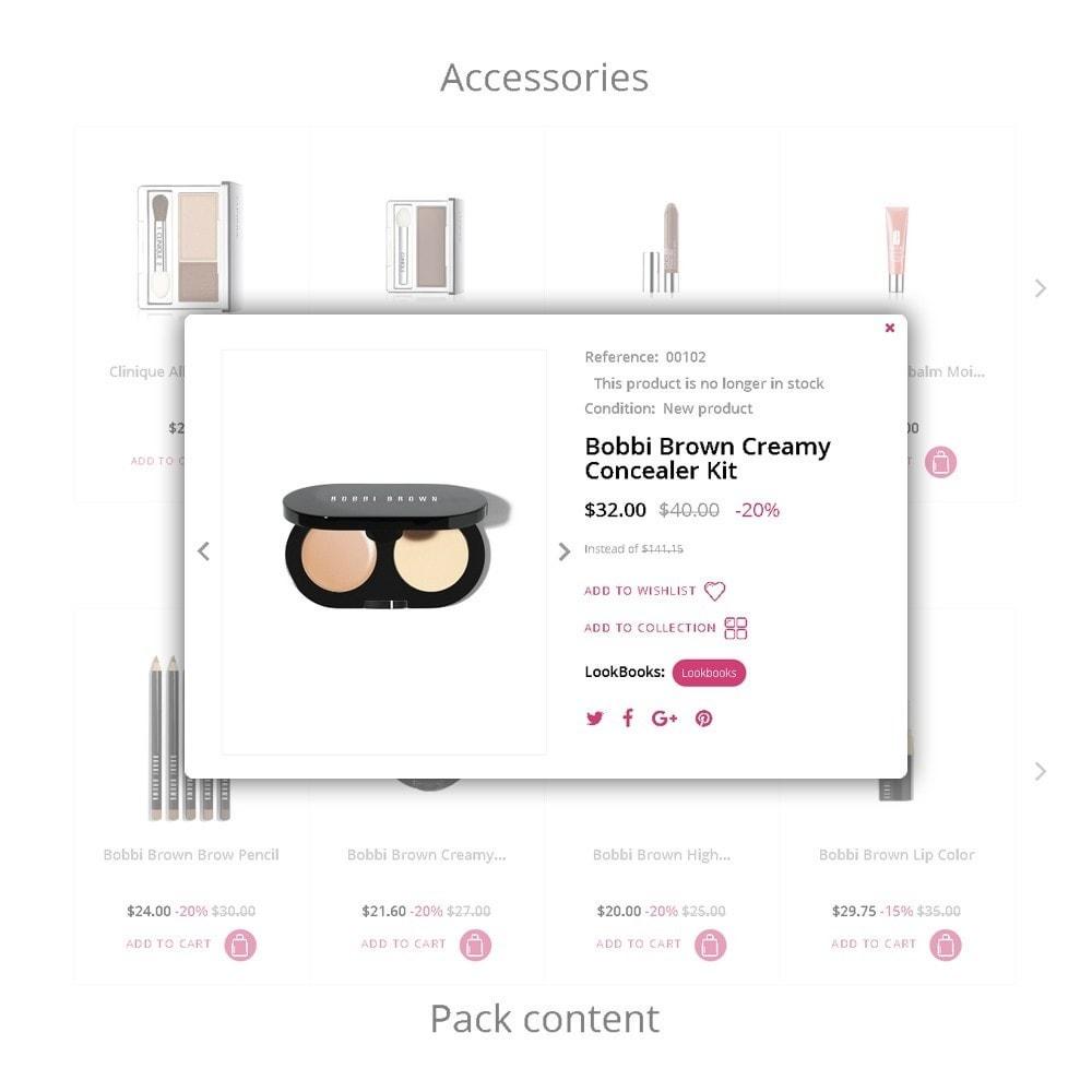 theme - Moda y Calzado - Star Cosmetics - para Sitio de Tienda de Cosméticos - 4