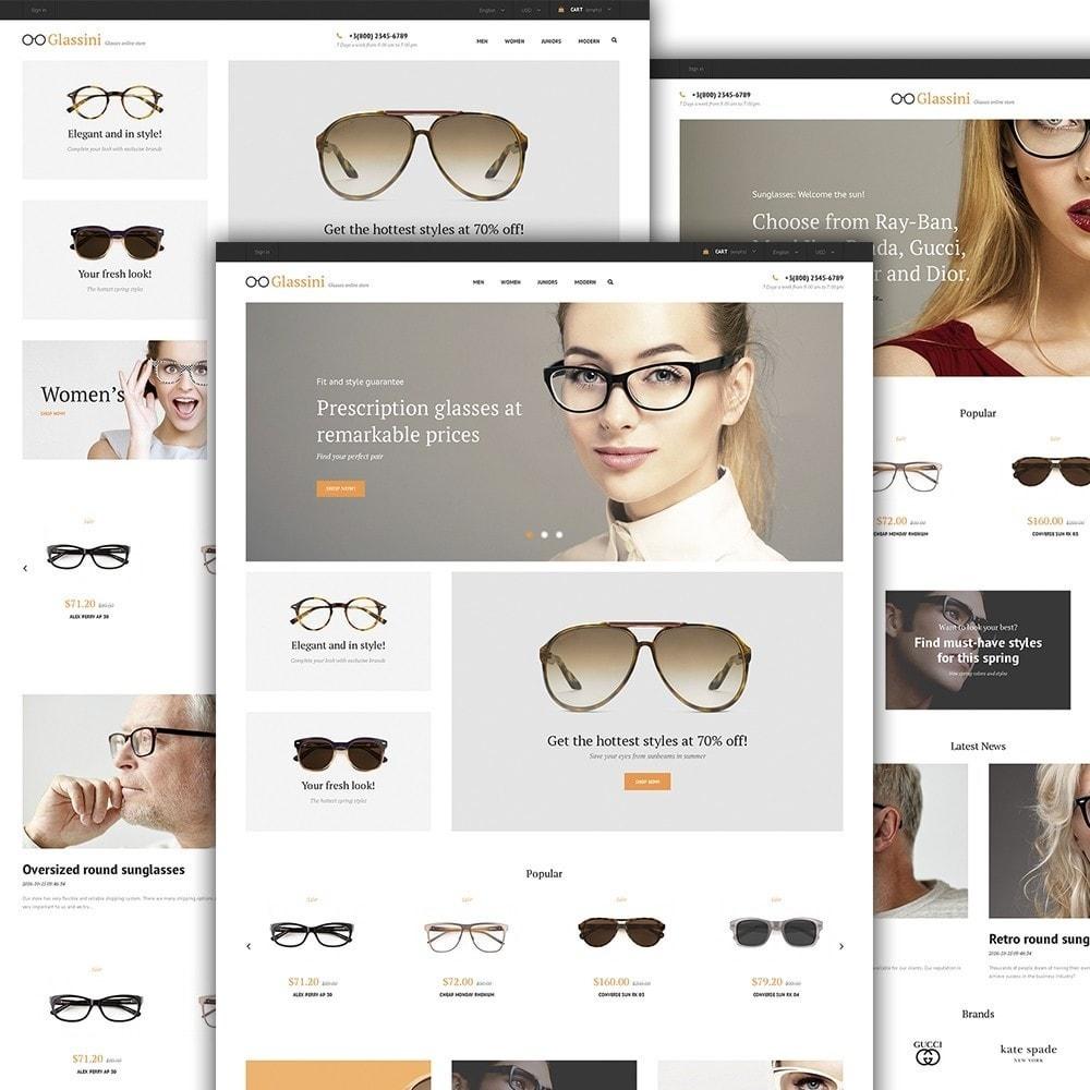 theme - Мода и обувь - Glassini - магазин очков - 3