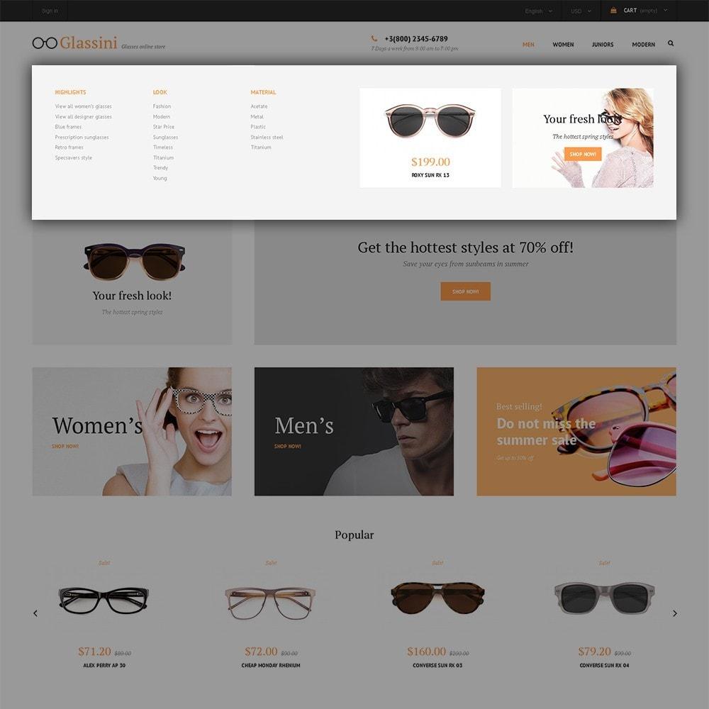 theme - Мода и обувь - Glassini - магазин очков - 7