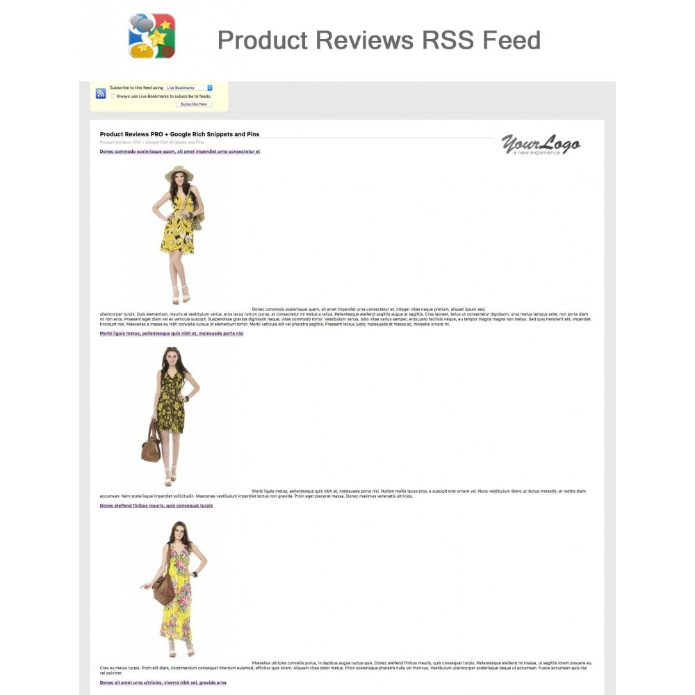 module - SEO - Product, Shop Reviews, Reminder, Profile, Rich Snippets - 26