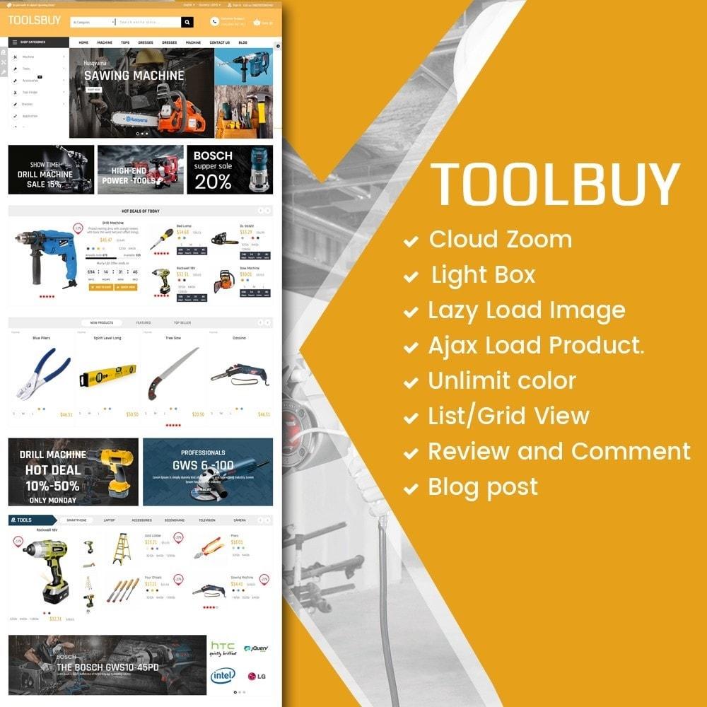 theme - Casa & Giardino - ToolsBuy Home Market - 1