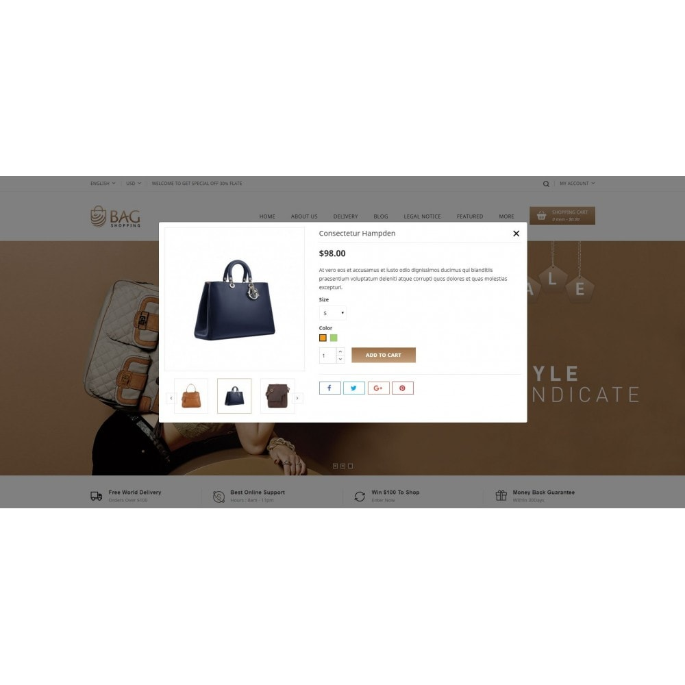 theme - Moda y Calzado - Bag Shop - 7
