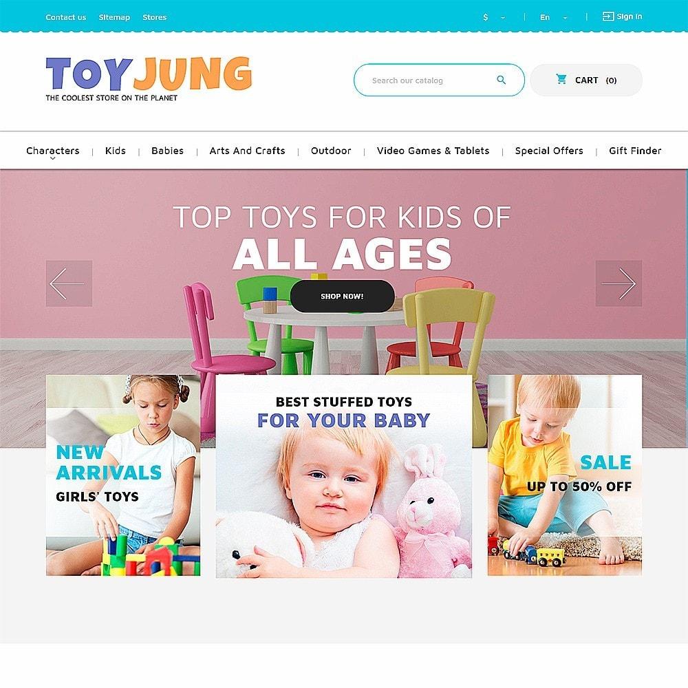 theme - Enfants & Jouets - ToyJung - Magasin de jouets - 2