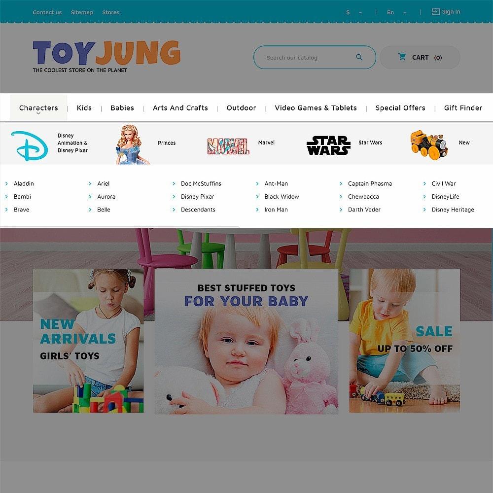 theme - Enfants & Jouets - ToyJung - Magasin de jouets - 6