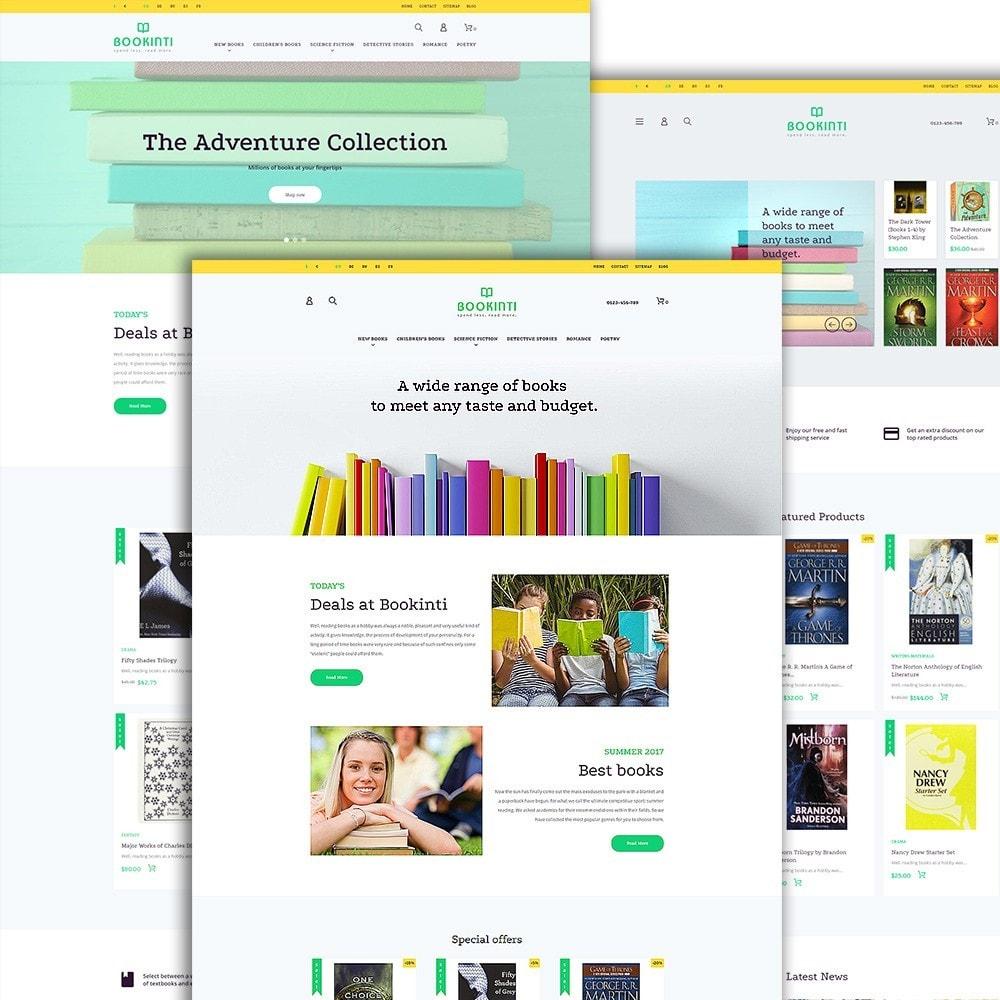 theme - Arte & Cultura - Bookinti - Book Store - 2