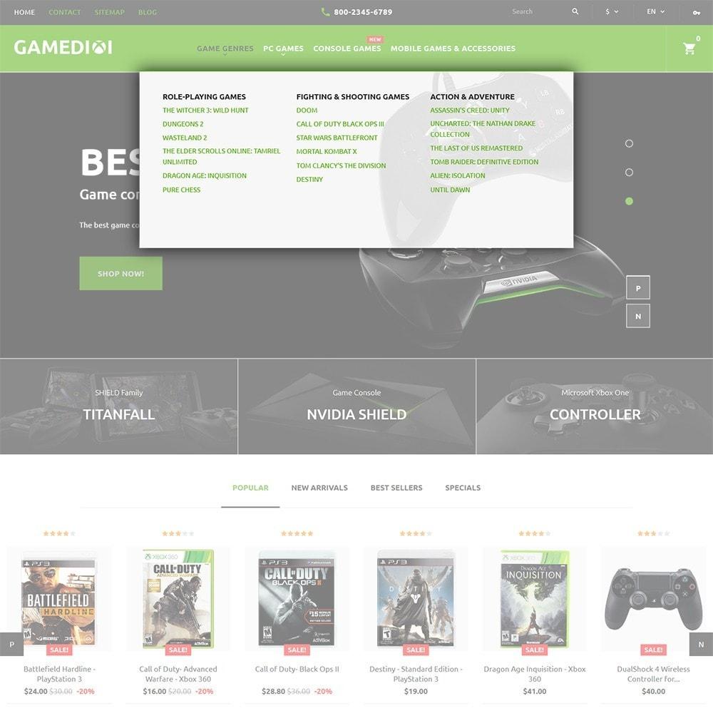 theme - Bambini & Giocattoli - Gamedixi - Giochi per Computer - 5