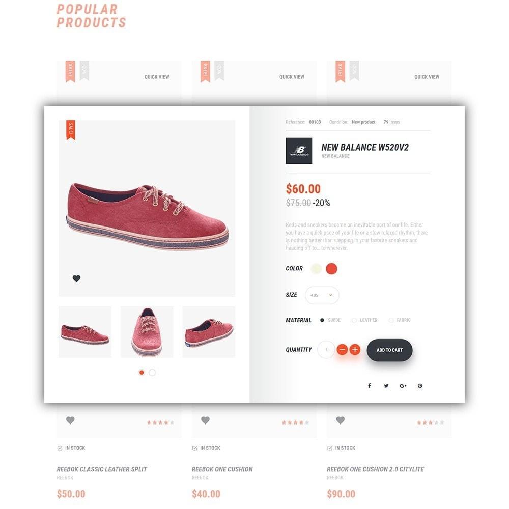 theme - Мода и обувь - Hamintec - шаблон на тему интернет-магазин кроссовок - 5