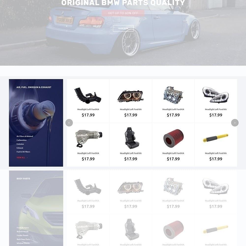theme - Auto & Moto - Autotune - per Un Sito di Ricambi Auto - 6