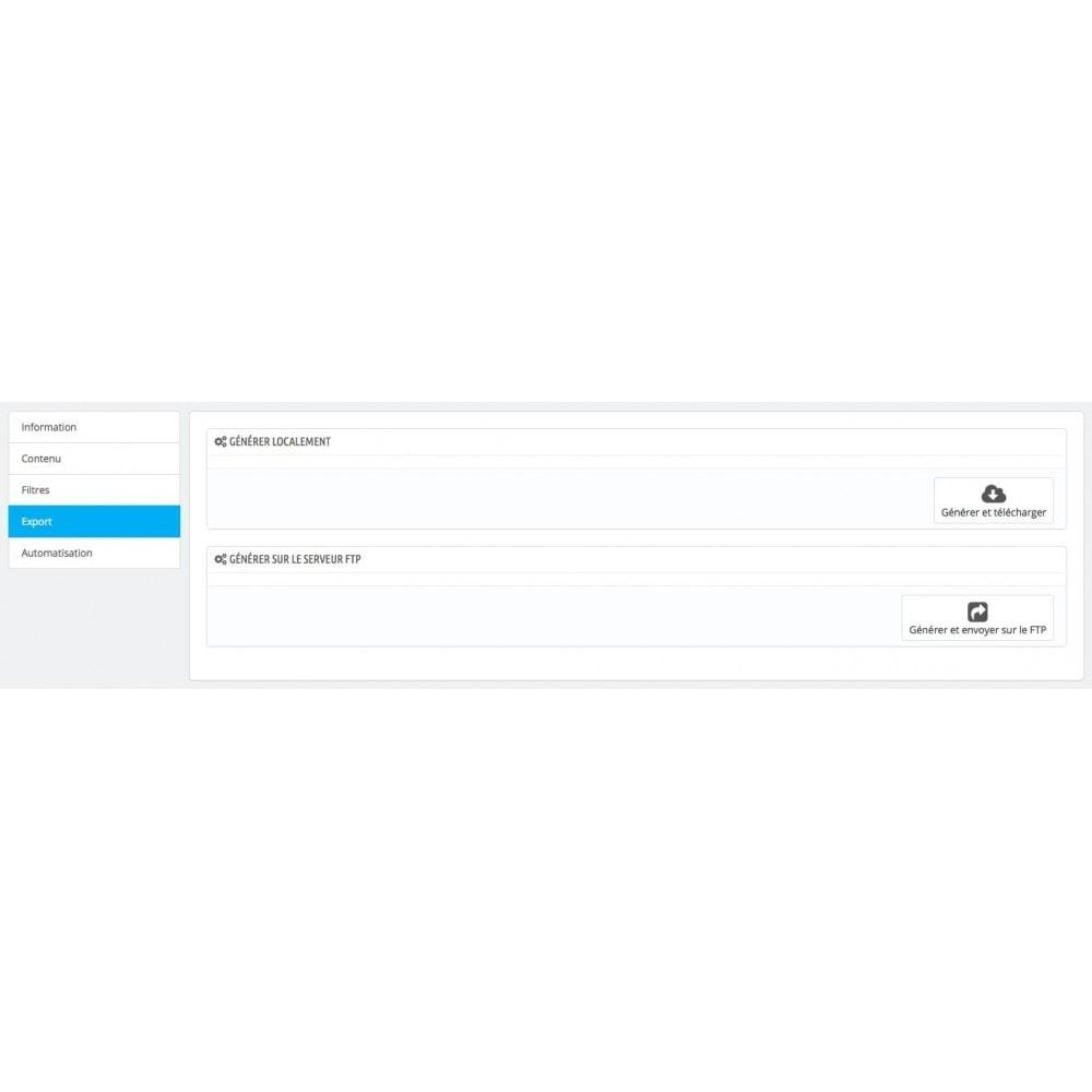 module - Import & Export de données - Export de factures et avoirs (CRON / FTP / EMAIL) - 5