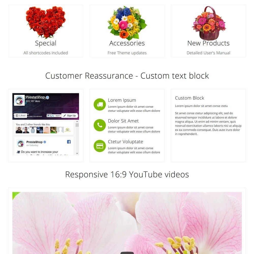 theme - Gifts, Flowers & Celebrations - FlowerShop - 4