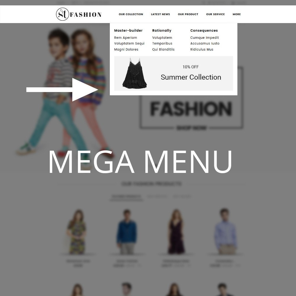theme - Moda & Obuwie - ST Fashion Store - 11