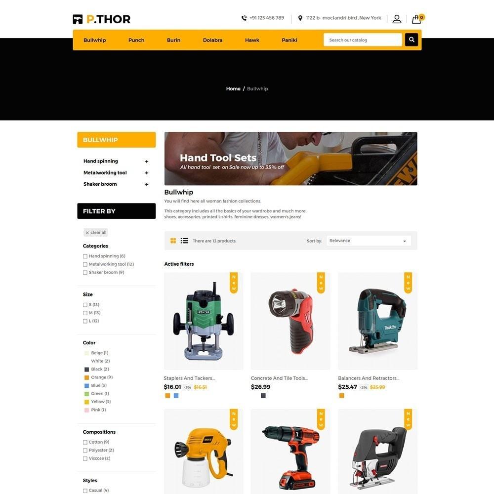 theme - Samochody - Thor Tools Store - 3