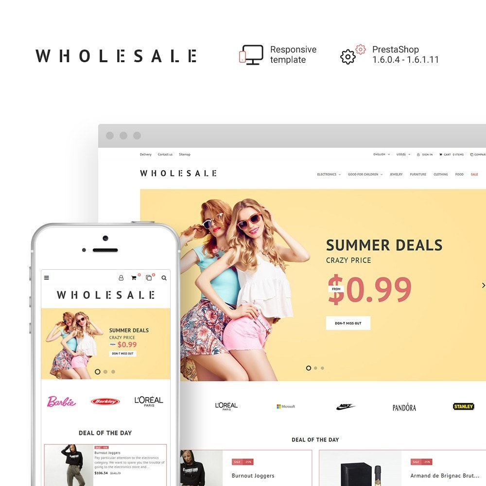 theme - Mode & Schuhe - Wholesale 1.7 - 1