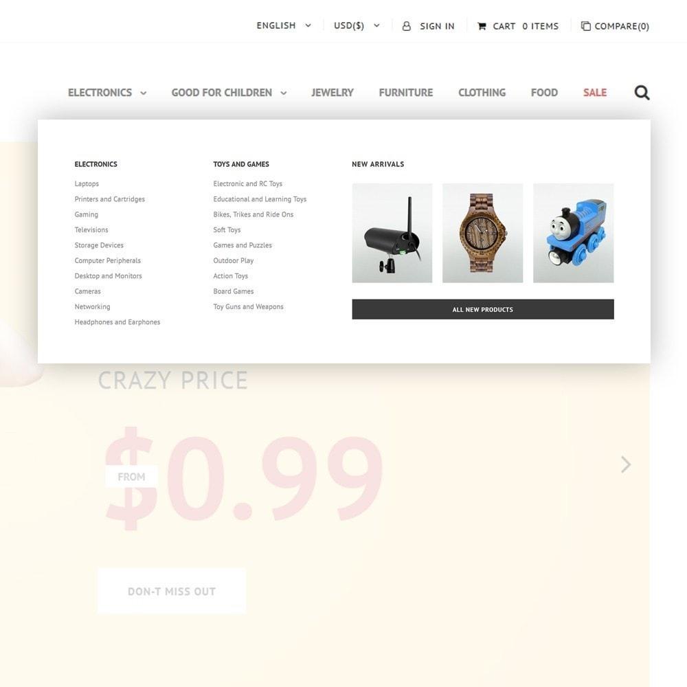 theme - Moda & Calçados - Wholesale 1.7 - 5
