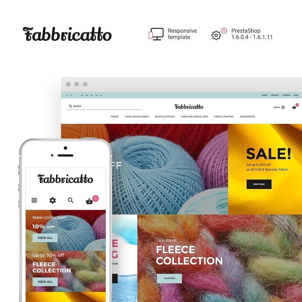 theme - Huis & Buitenleven - Fabbricatto - 1