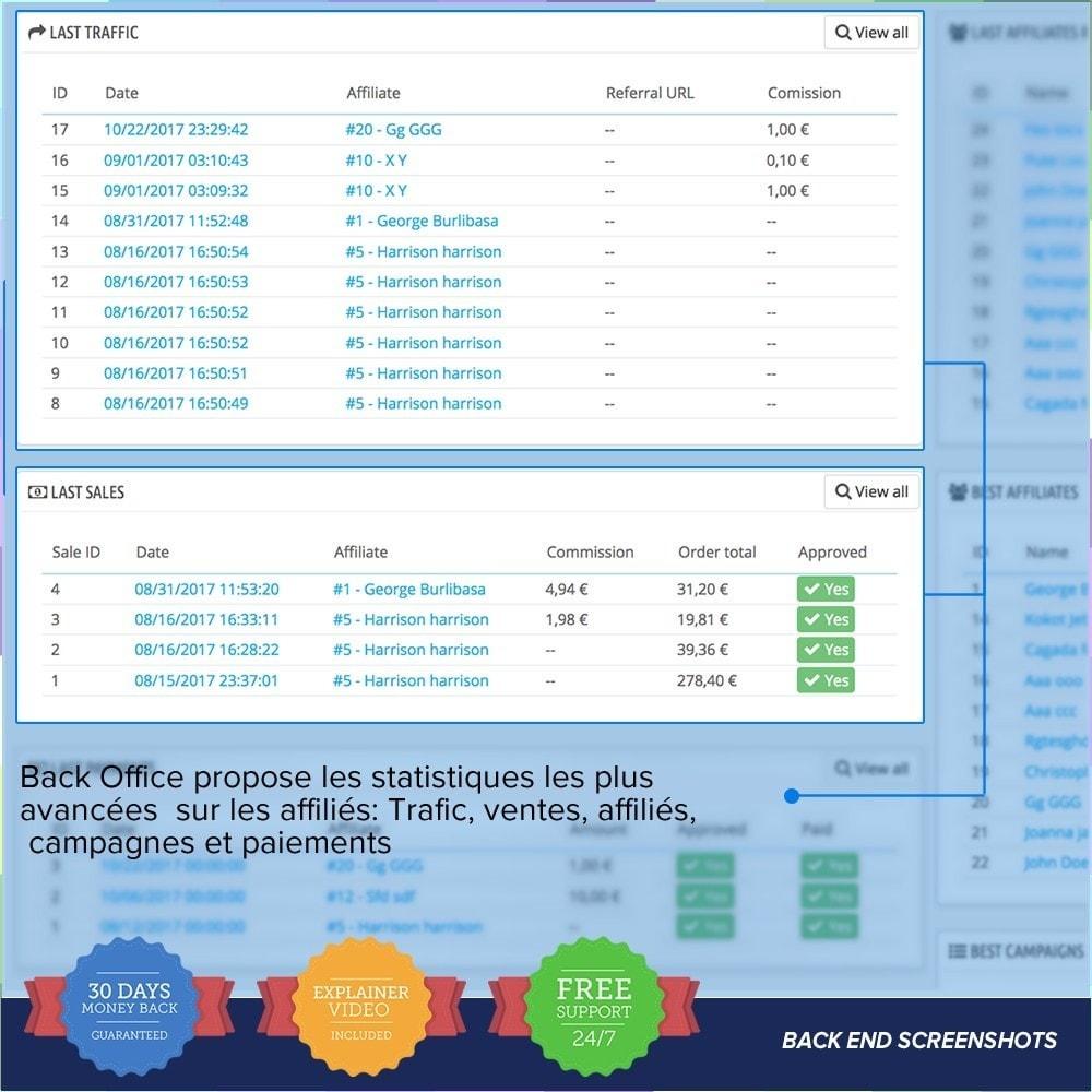 module - Référencement payant (SEA SEM) & Affiliation - Full Affiliés PRO - 9