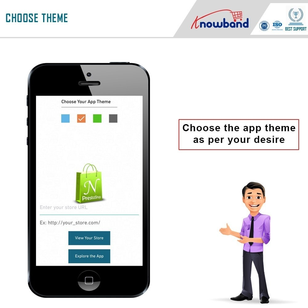 module - Mobiele apparaten - Knowband - iOS Mobile App Builder - 2