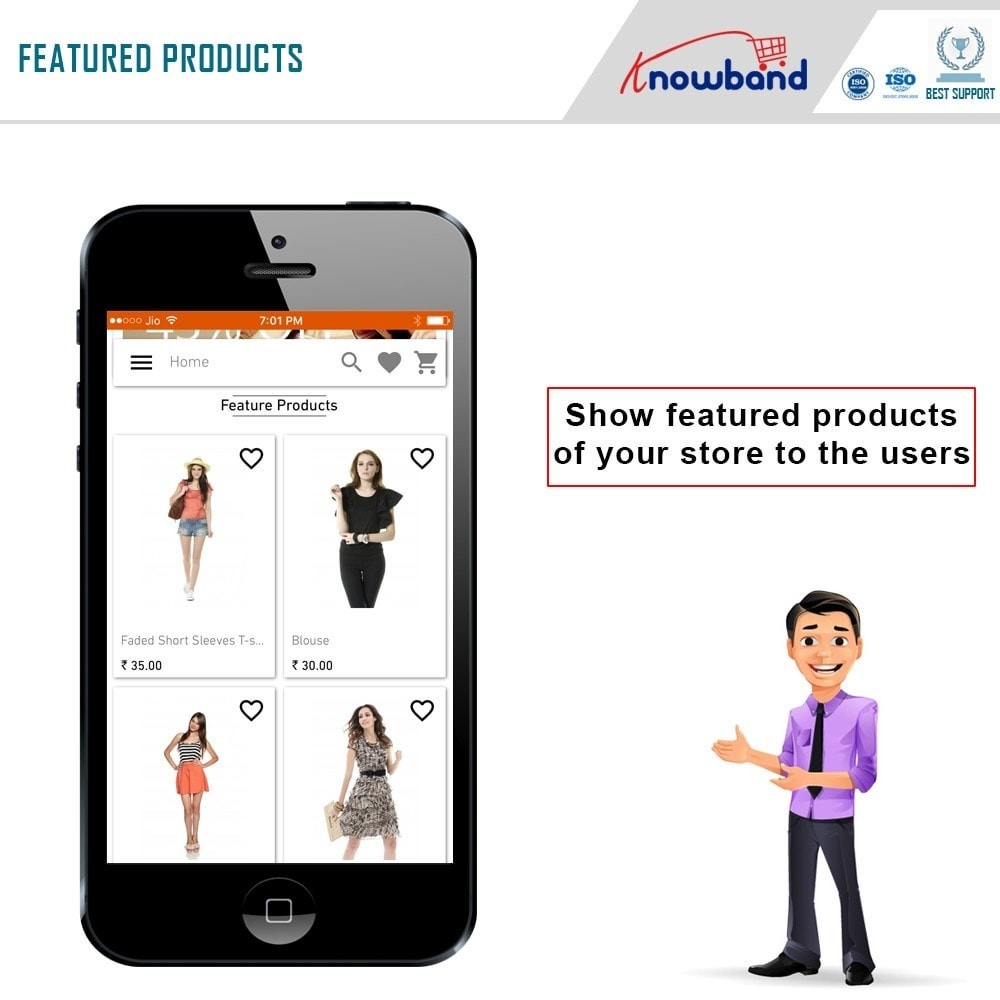 module - Mobile - Knowband - iOS Mobile App Builder Module - 5