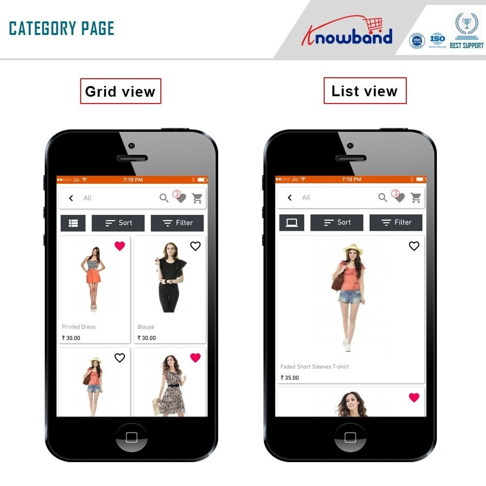module - Mobiele apparaten - Knowband - iOS Mobile App Builder - 7