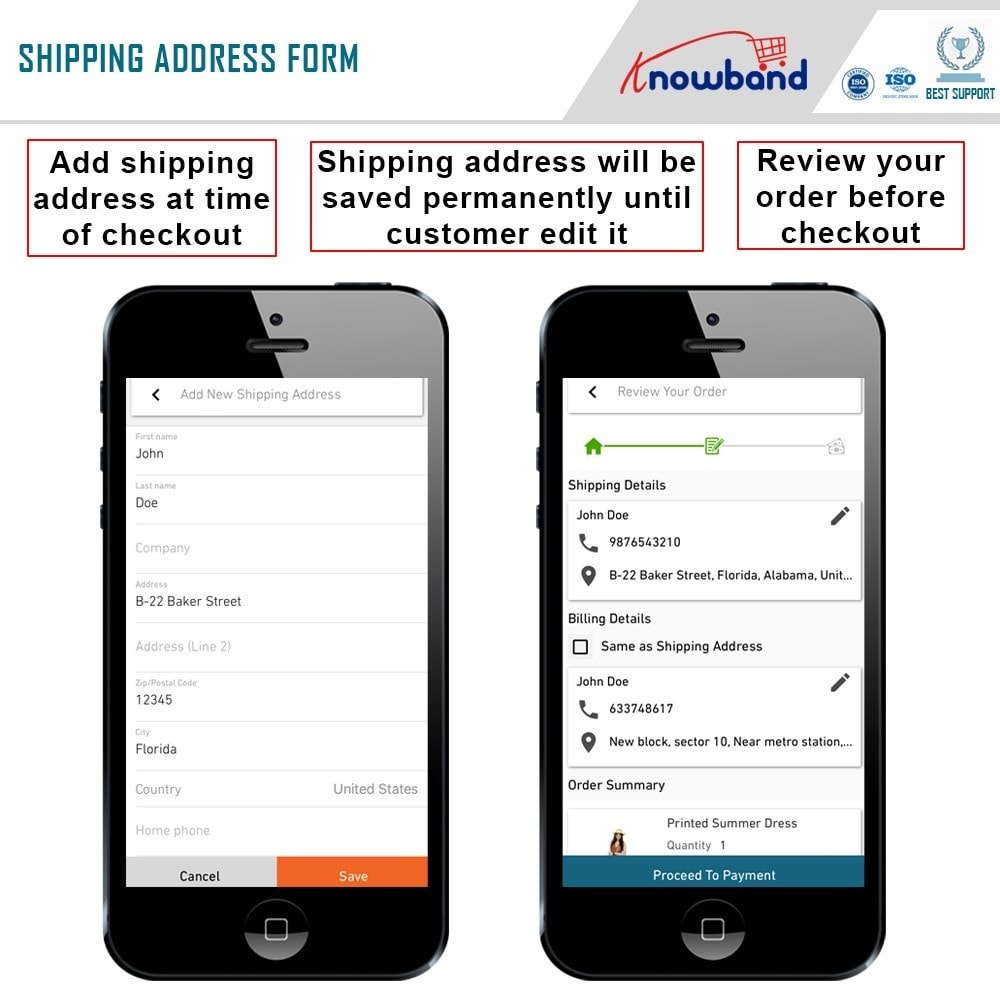 module - Мобильный телефон - Knowband - iOS Mobile App Builder - 11