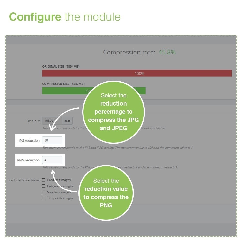 module - SEO (Referenciamento natural) - Image Compress Optimization - Improve your Speed - 3