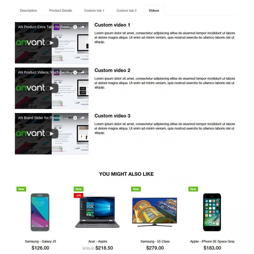 theme - Elettronica & High Tech - Joytech - High-tech Shop - 10