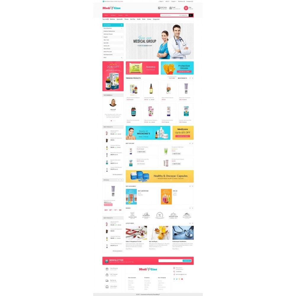 theme - Health & Beauty - Medicine Mega Store - 2