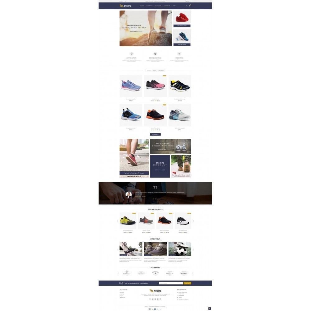 theme - Deportes, Actividades y Viajes - Kickers - Shoes Store - 2