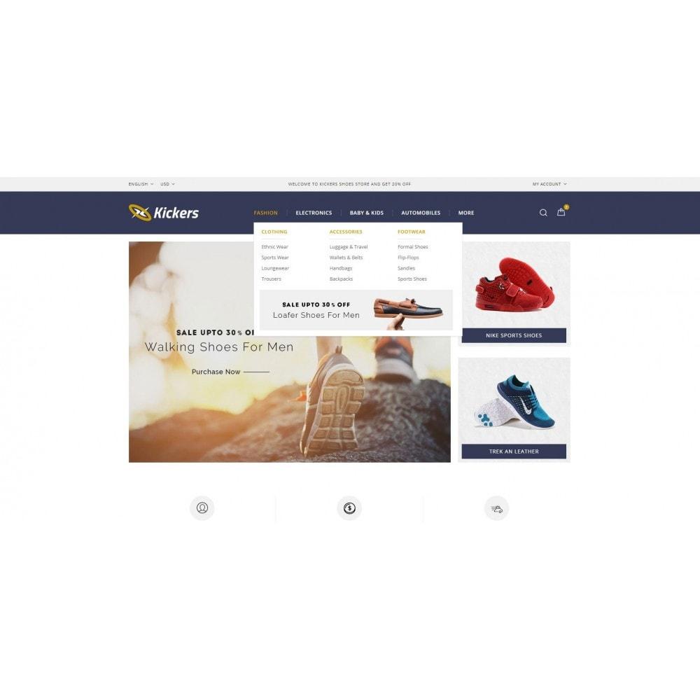 theme - Deportes, Actividades y Viajes - Kickers - Shoes Store - 6