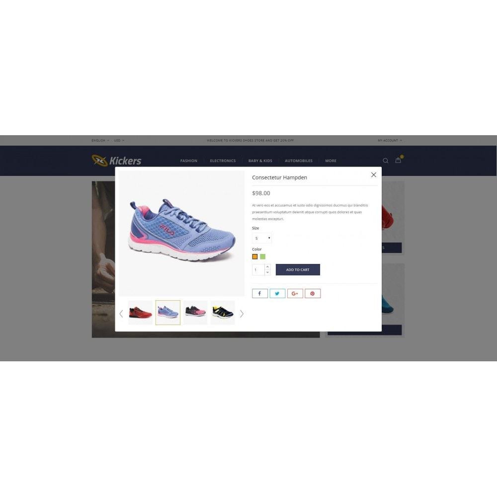 theme - Deportes, Actividades y Viajes - Kickers - Shoes Store - 7
