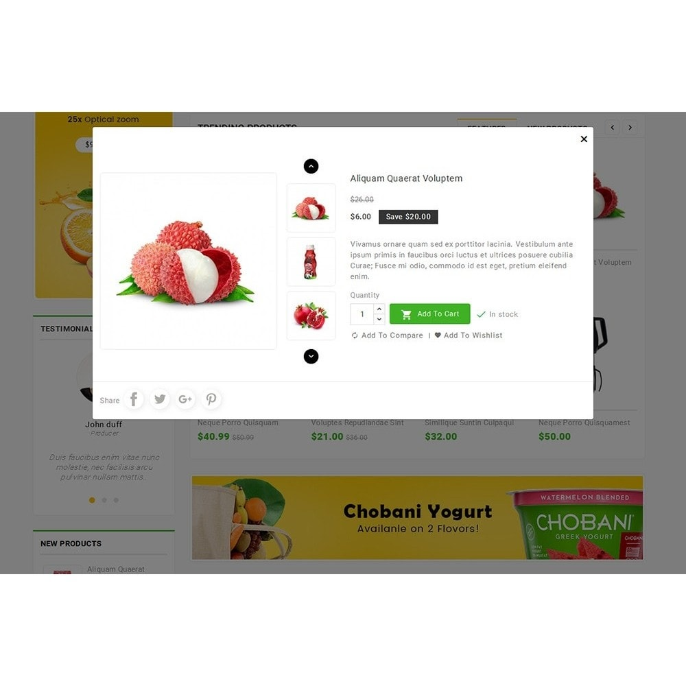 theme - Lebensmittel & Restaurants - Grocery Food Mega Store - 8