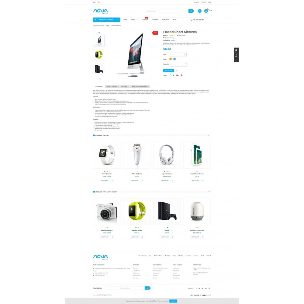 theme - Elettronica & High Tech - Emarket Store - 4